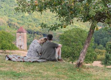 Holiday in Burgundy